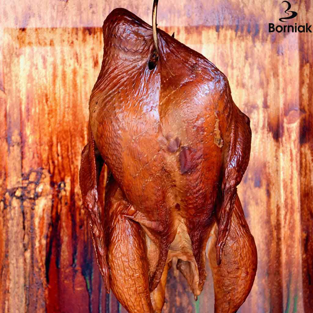 Wędzony kurczak