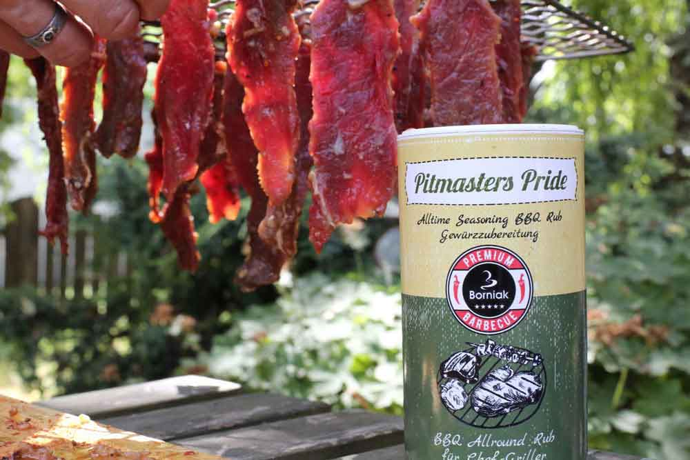 Pitmaster Pride - Beef Jerky
