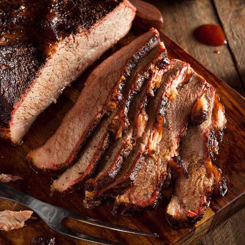 Borniak Smoker - Brisket
