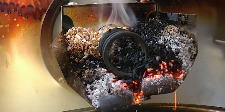 Generator Dymu - spalanie