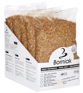 Zrębki wędzrnicze Borniak